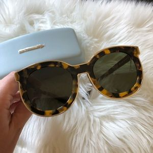 Karen Walker Super Spaceship Sunglasses